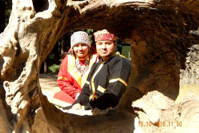 blending in the culture in Himachal
