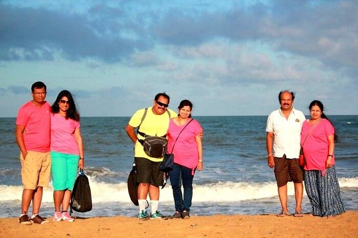 Scenic Beaches in Sri Lanka