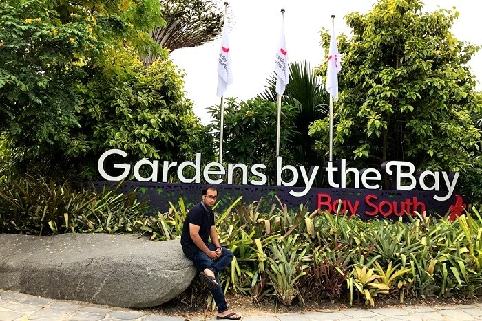 Witnessing the garden city- Singapore