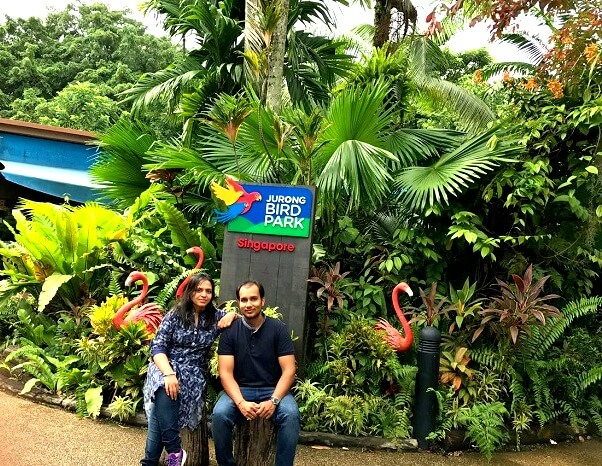 Experiencing Gardens in Singapore