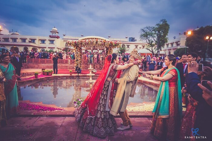 palace wedding in jaipur