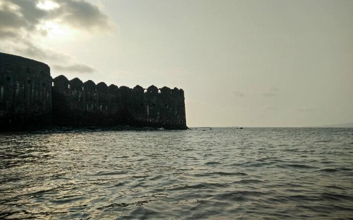 Murud Janjira Fort
