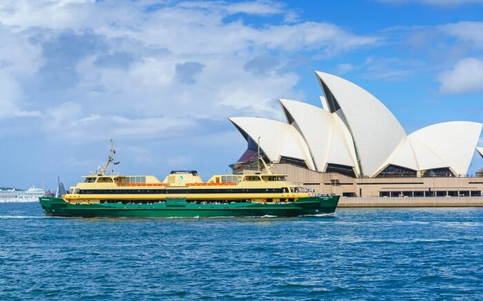 Parramatta River Cruise in Sydney