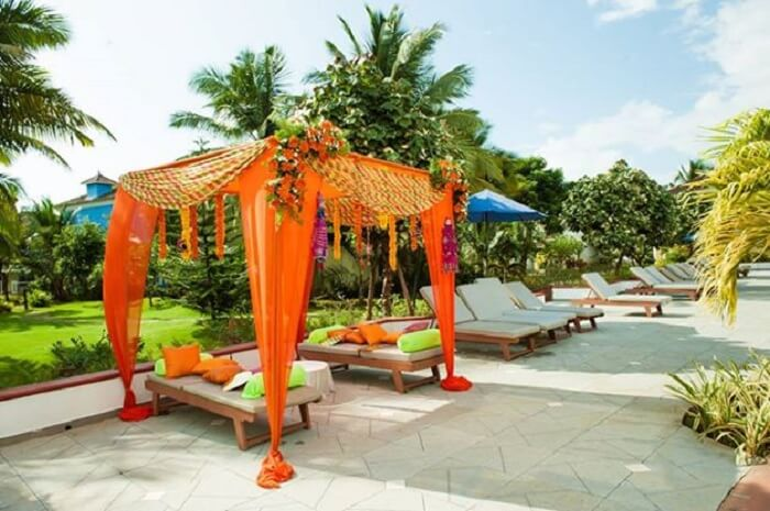 destination wedding at alibaug