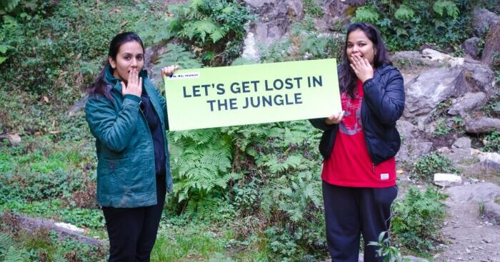 Akanksha trip to Tirthan Valley