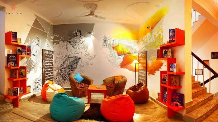 hostels are more economical and well maintained than most resorts. choose them for stay