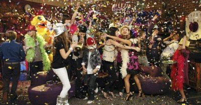 New year parties in Delhi
