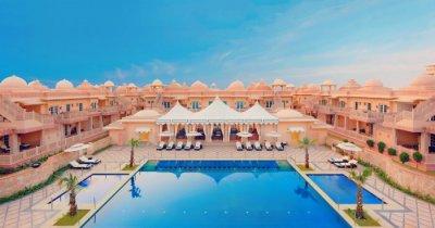 Resort view near Gurgaon