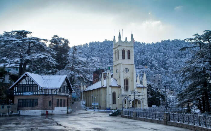 winters in shimla