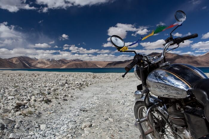 Road trip on bike to Ladakh