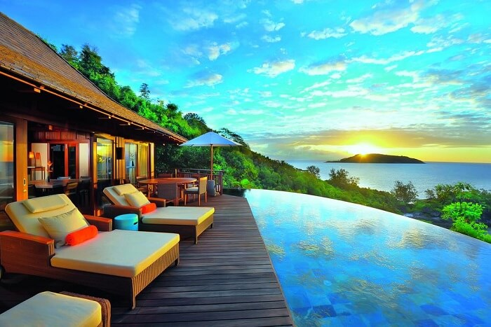 4 star hotel in seychelles