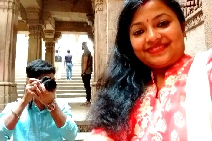 Photography fun in Ahmedabad