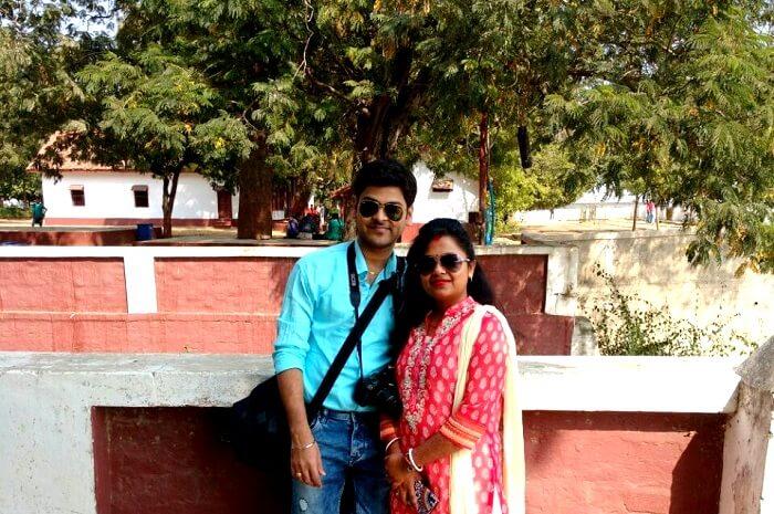 Recollecting the golden memories in Diu