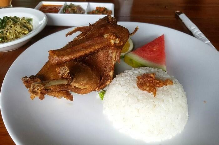 authentic balinese cuisine