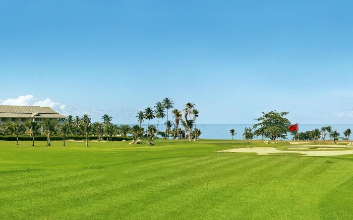 akasai Country Club in Krabi