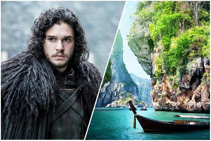 Kit Harrington as Jon Snow in GOT