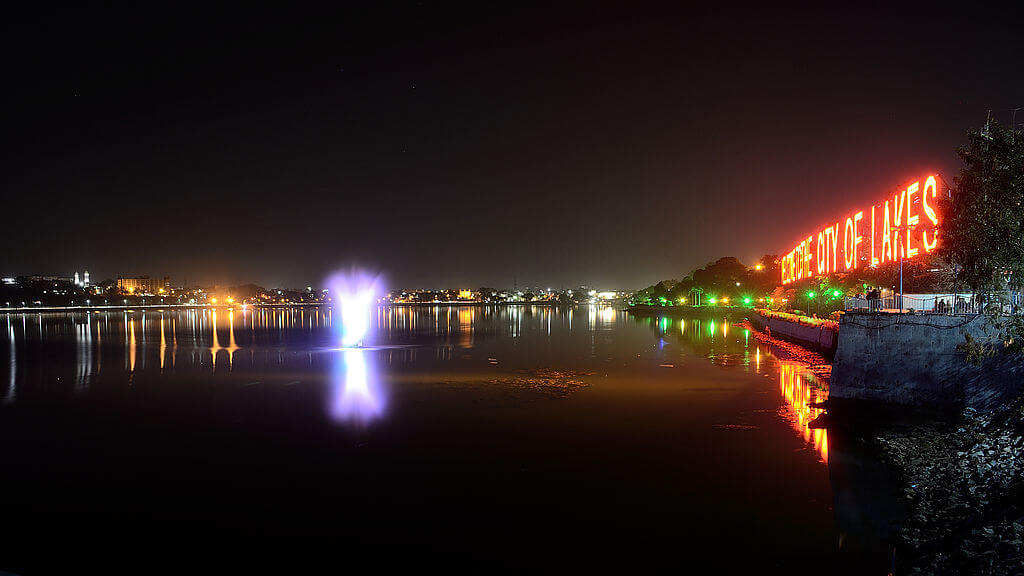 bhotal upper lake