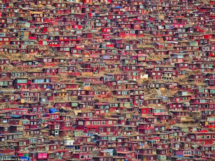 settlements in china