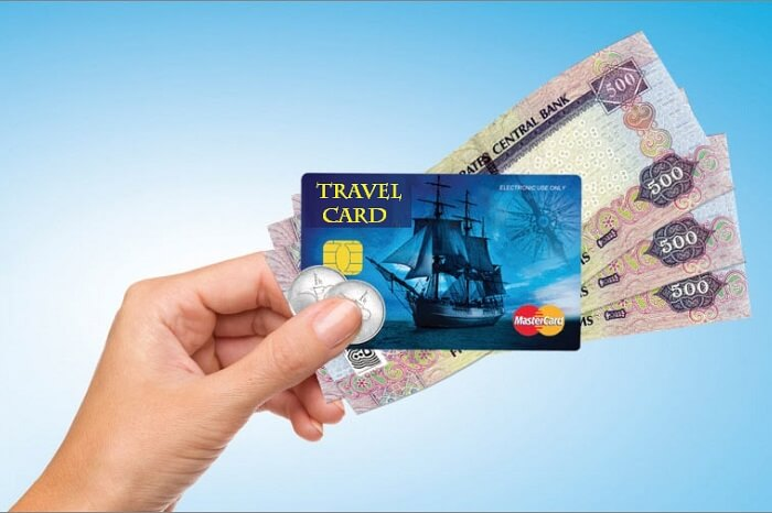 The choice between cash-in-hand and a forex travel card for a trip abroad
