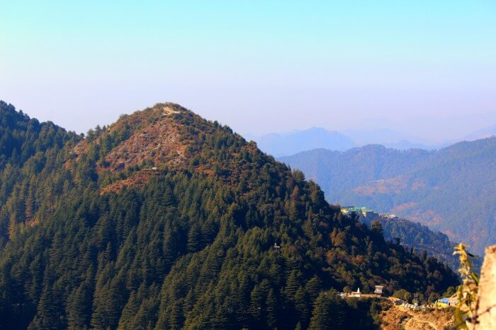 the hills of mcleodganj
