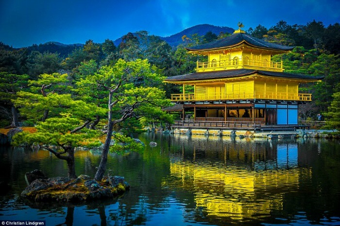 Rokuon-ji, a gorgeous Zen Buddhist temple in Kyoto, Japan