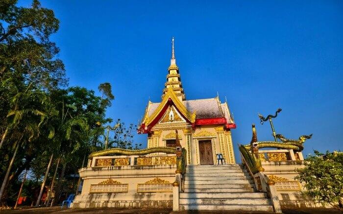 Wat Khlong Thom Museum in Krabi