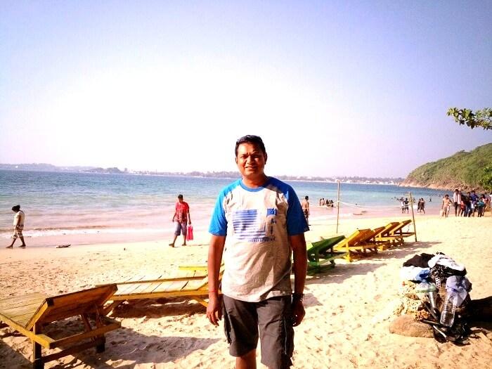 Travel on holiday in Sri Lanka