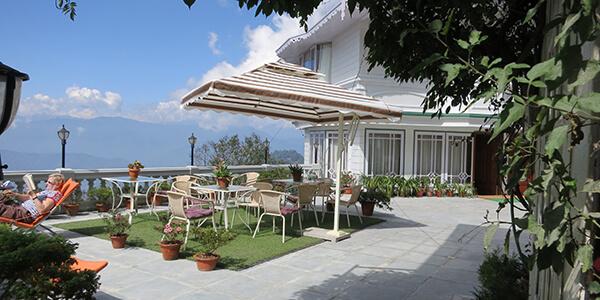 Dekeling Resort in Darjeeling
