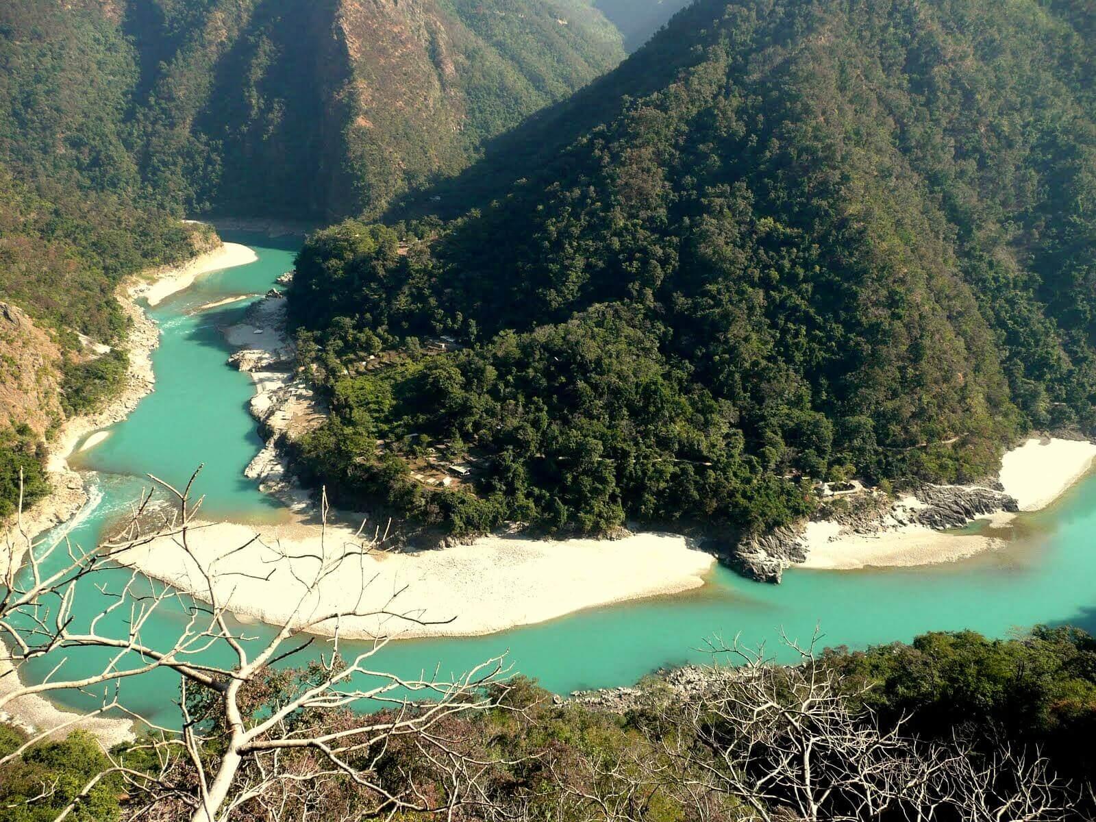 Alaknanda River