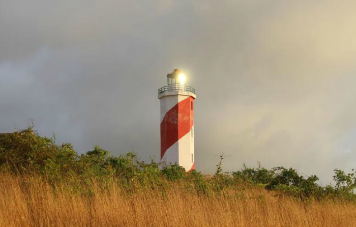 lighthouse of hidden betul beach