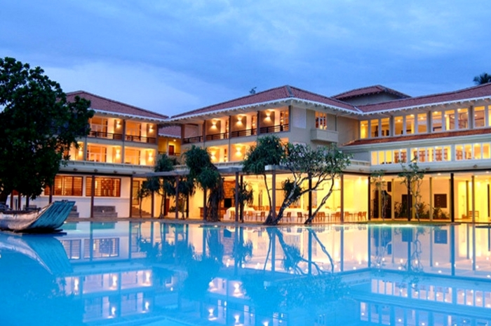 Earl's Regent Hotel in Kandy in Sri Lanka