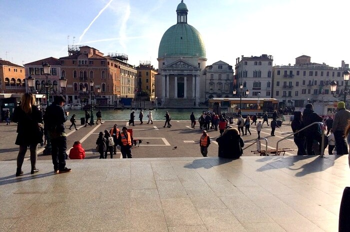 A beautiful day in Rome