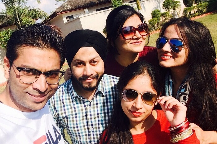 An exciting start to 2017 in Jim Corbett