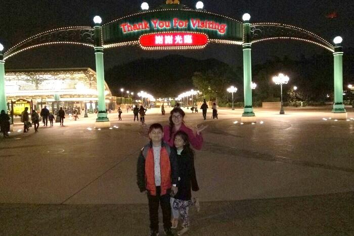 fond memories of Disneyland
