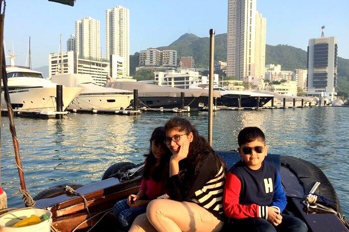 family trip to hong kong