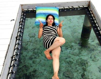Fun in Water villa,Maldives