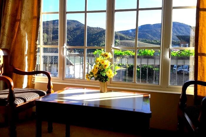 picturesque view from nuwara eliya hotel
