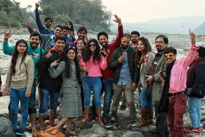 friends old and new in jim corbett