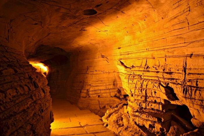 Belum Caves in Andhra Pradesh
