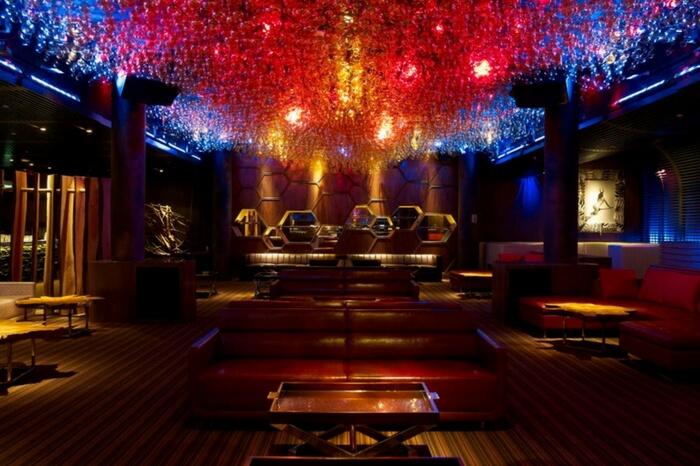 Pangea Dance Club in Singapore