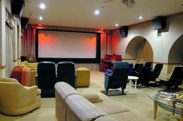 Screening Room for an awesome movie experience in Singapore
