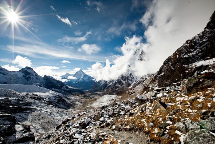 Incredible Winter Treks In Himalayas