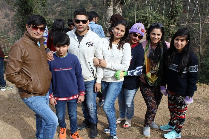 family time dhanaulti