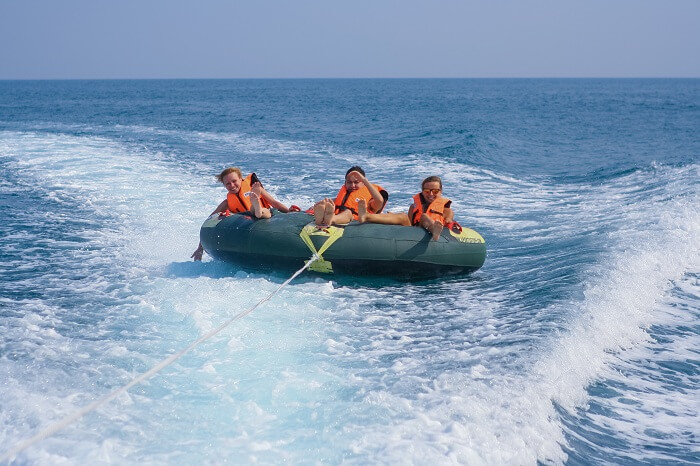 Tube Ride Adventure Bali