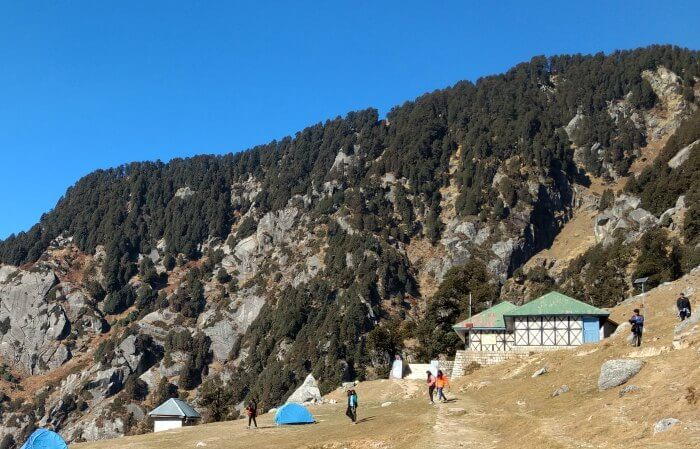 views of triund
