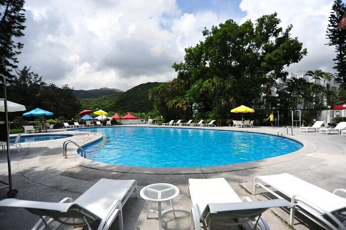 Silvermine Beach Resort Hong Kong