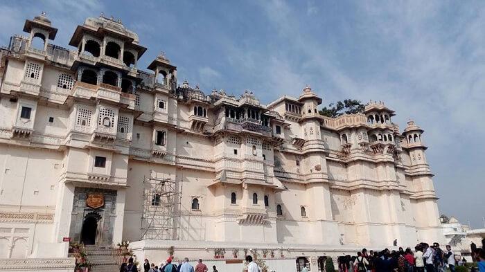 Wandering in Udaipur