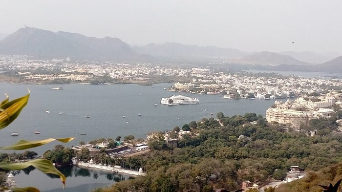 tourist in Udaipur