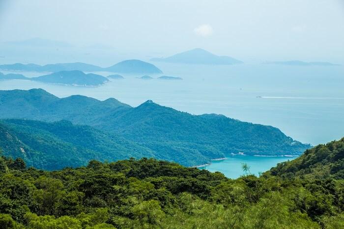 weather in lantau island hong kong