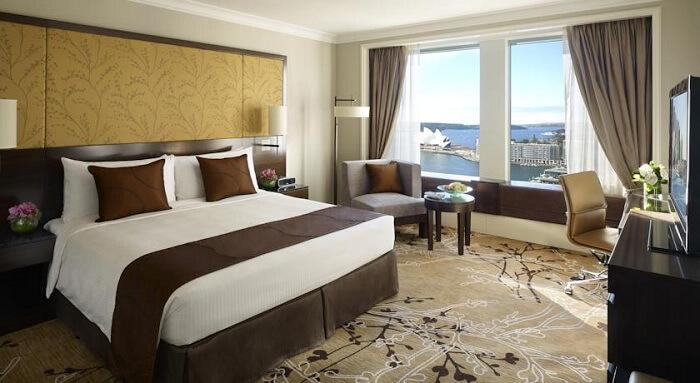 Shangri-La Hotel in Sydney